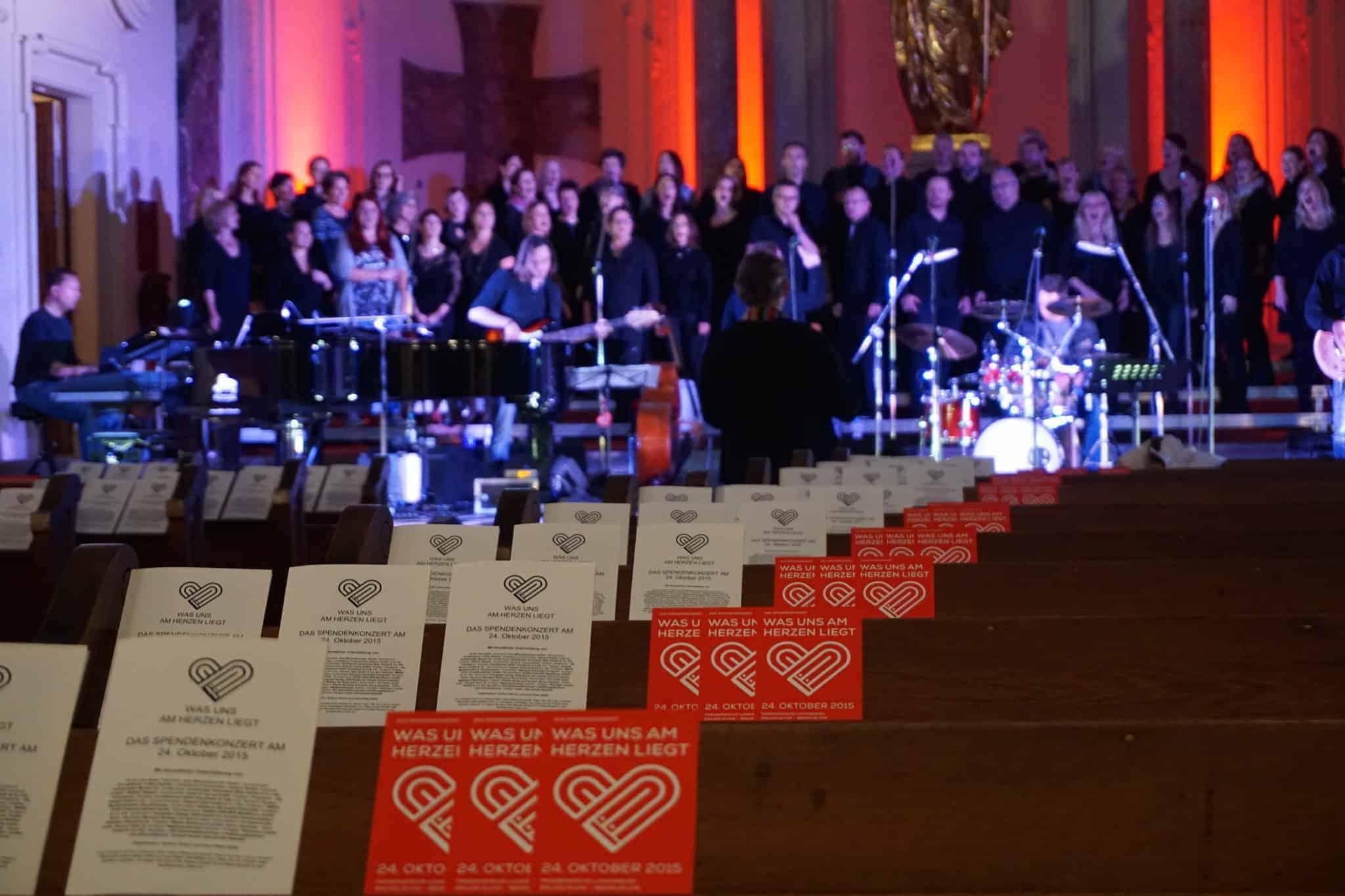 Bilder Spendenkonzert 2015