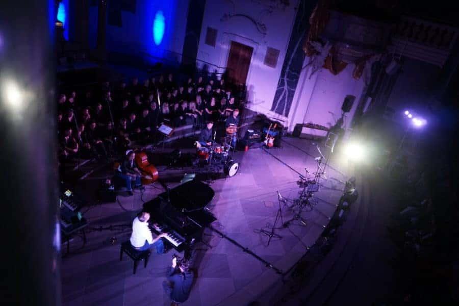 """Dirk Schieborn: """"Frei"""" (Solo Piano)"""