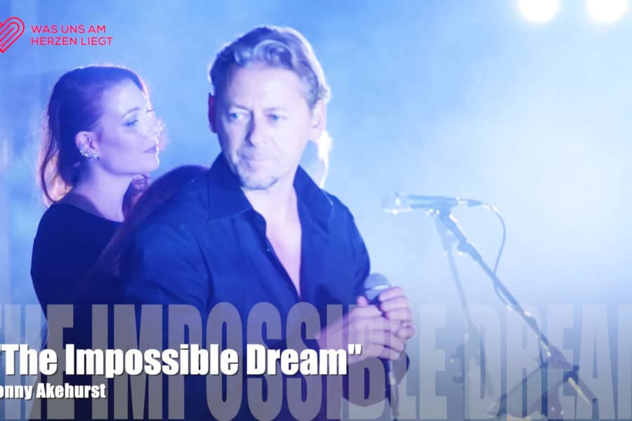 "Jonny Akehurst – ""The Impossible Dream"""