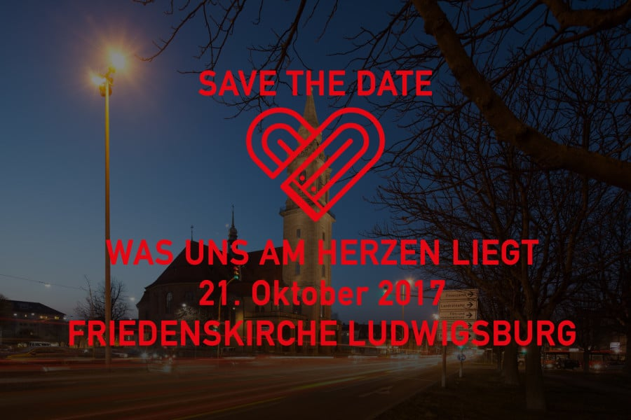 Save the Date: Spendenkonzert 2017