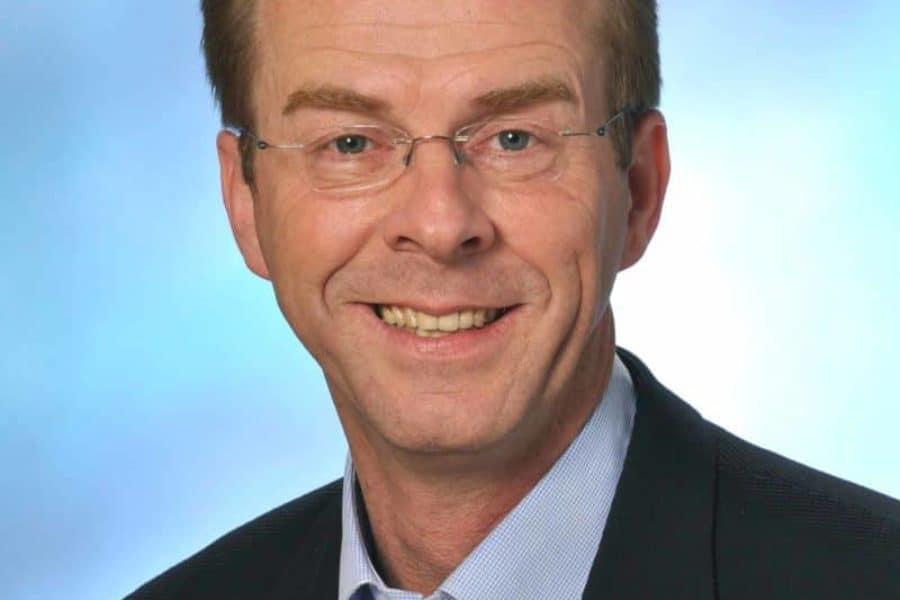 Grußwort Schirmherr Pfarrer Jürgen Schwarz