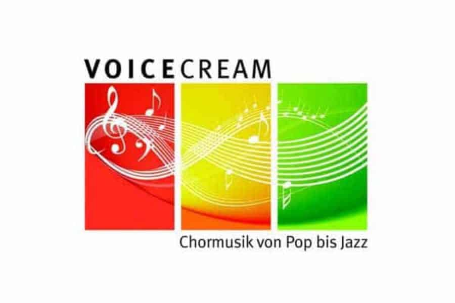 On Stage: Jazz- und Pop-Chor Voice Cream