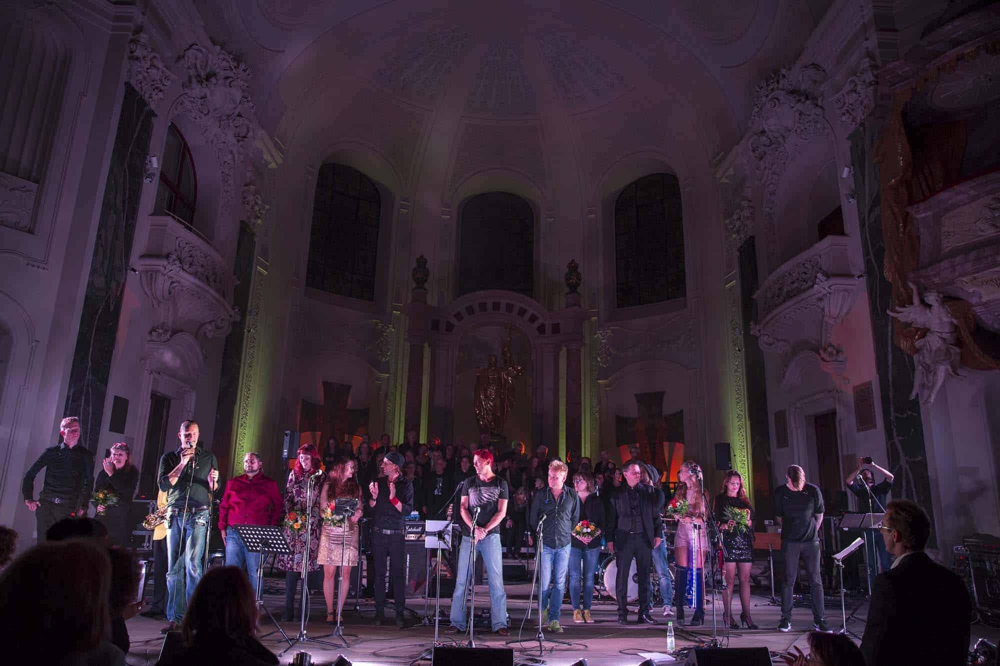 Bilder Spendenkonzert 2017