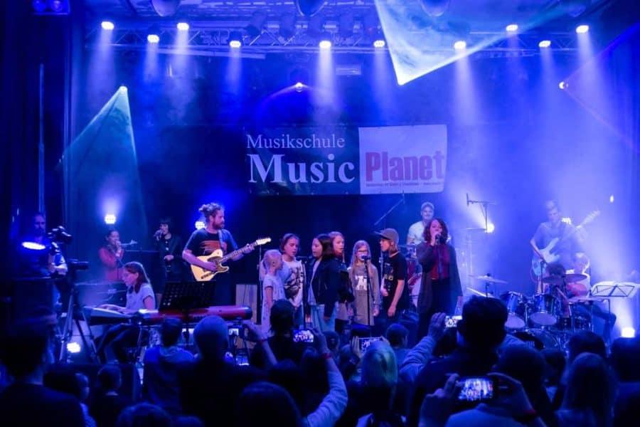 Am 3. Oktober: WUAHL im MusicPlanet