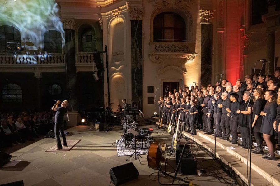 Pride (In The Name Of Love) | GiO-GospelHaus feat. Jonny Akehurst | Was uns am Herzen liegt 2019